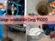 Curage canalisation Cergy 95000