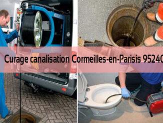 Curage canalisation Cormeilles-en-Parisis 95240