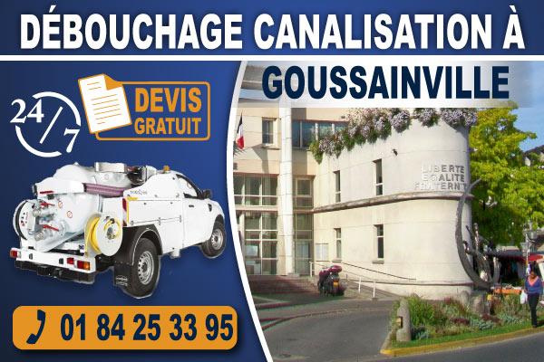 debouchage-canalisation-Goussainville